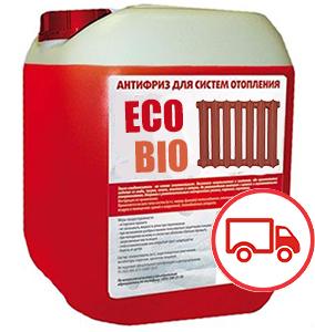 Теплоноситель для систем отопления Eco Bio Therm -30°С  30кг