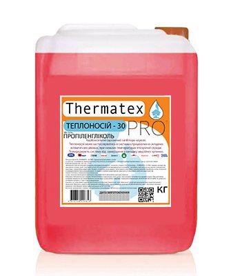 Теплоноситель для систем отопления Thermatex -30°С  28кг